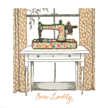 Photography of Sew Lovely