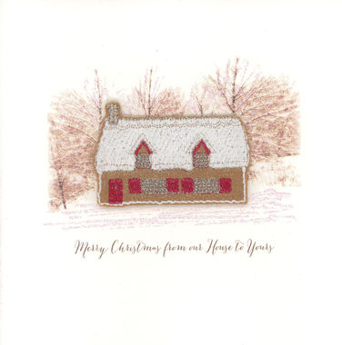 Photography of Christmas Cottage