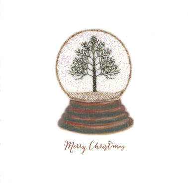 Photography of Snow Globe - Winter Tree