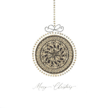 Photography of Gold Sparkling Glitter Bauble