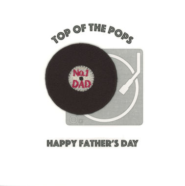 Father's Day - 17th June 2018