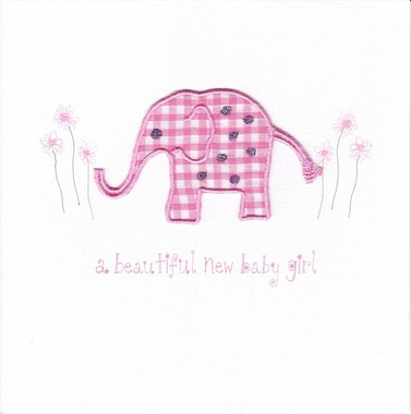 Photography of Pink Gingham Elephant