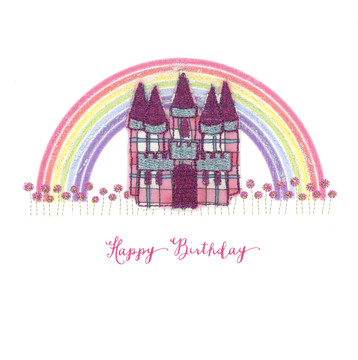 Magical Rainbow Castle