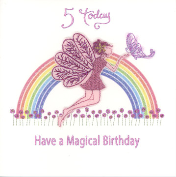 Magical Rainbow Special Age Fairy