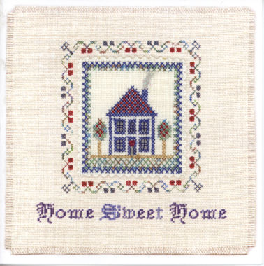 Photography of Cross Stitch House