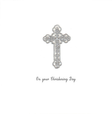 Photography of Silver Leaf Cross