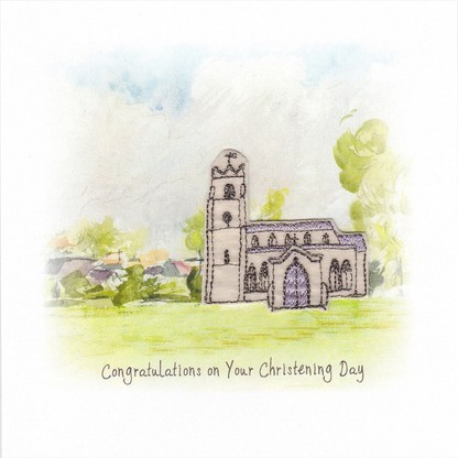 Christening & Confirmation Cards