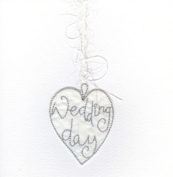 Wedding Day Bauble