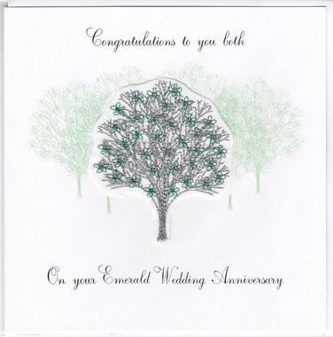 Photography of Emerald Anniversary Tree