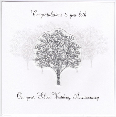 Photography of Silver Anniversary Tree