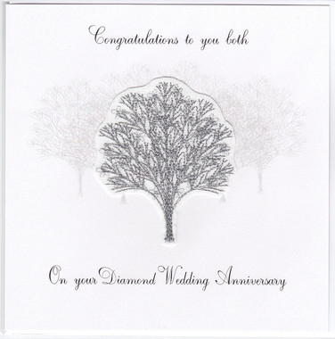 Photography of Diamond Anniversary Tree